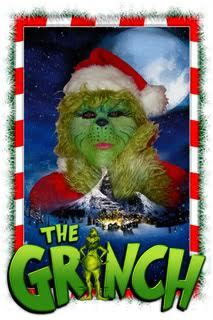The Grinch - Impersonator