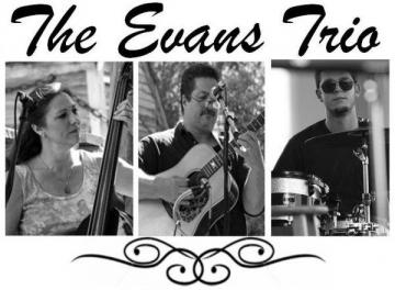 The Evans Acoustic Trio